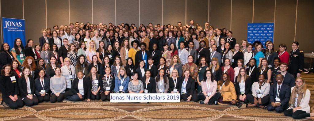 209 Jonas Scholars (Cohort VI 2018 – 2020)